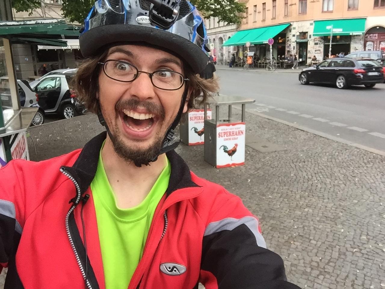 Radtouren und Radwege in Berlin Spreeradweg