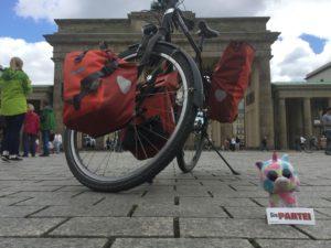 Fahrrad Brandenburger Tor Wer hat das Fahrrad eigentlich erfunden