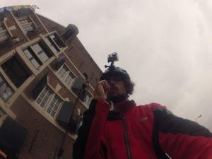 Europatour Fahrradtour Amsterdam