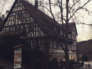 Mäulesmühle Siebenmühlental Radweg - Musberg - Leinfelden-Echterdingen