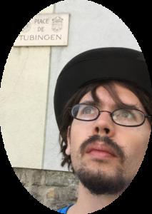 Markus Vogt in Monthey Place de Tübingen Radtour