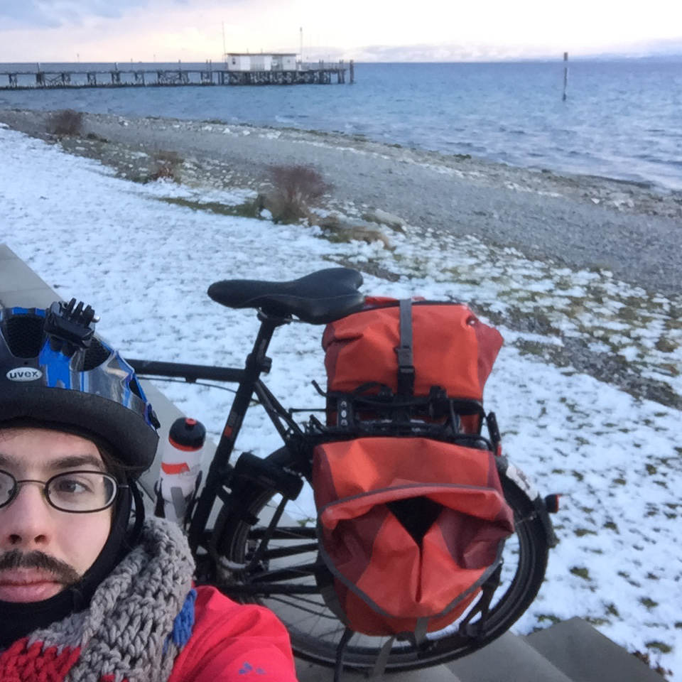 Radtouren Checker Bodenseeradweg Bodensee Radtour