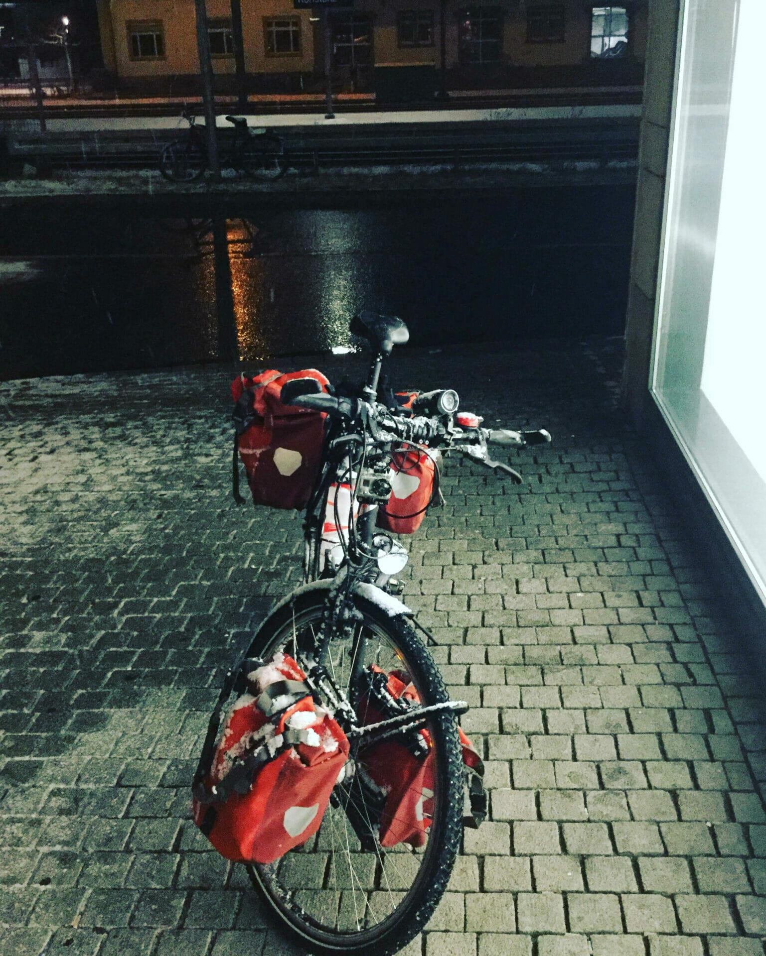 Konstanz Bodenseeradweg Radtour