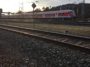 Fahrradmitnahme Regionalbahn