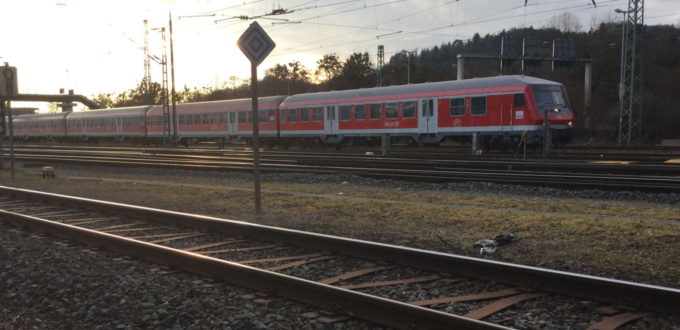 Regionalbahn Tübingen - Fahrradmitnahme regionalbahn