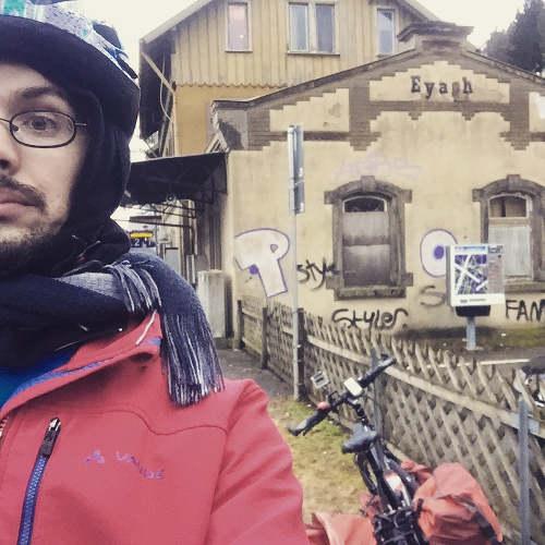 Bahnhof Eyach bei Starzach