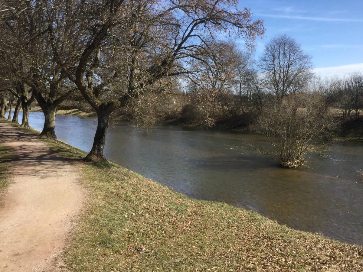 Flussradwege - Radtouren am Fluss - Der Radtouren Checker