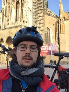 Erfahrungsbericht für den Donauradweg: Der Ulmer Münster
