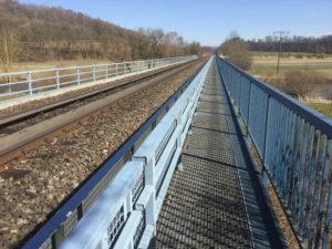 Zugbrücke bei Zell bei Riedlingen