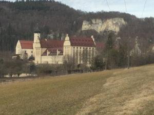 Kloster Beuron Donauradweg