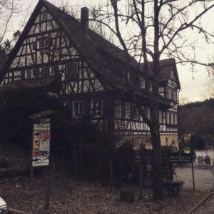 Mäulesmühle Siebenmühlental Radweg - Unterkunft in Leinfelden-Echterdingen