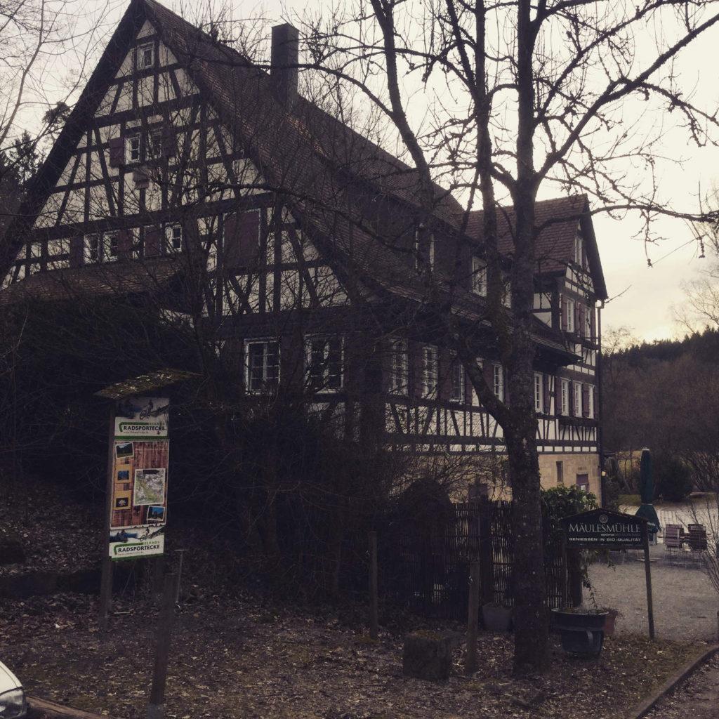 Mäulesmühle Siebenmühlental Radweg