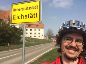Eichstätt - Der RadtourenChecker - Altmühltalradweg Erfahrungsbericht