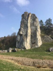 Burgstein in Dollnstein