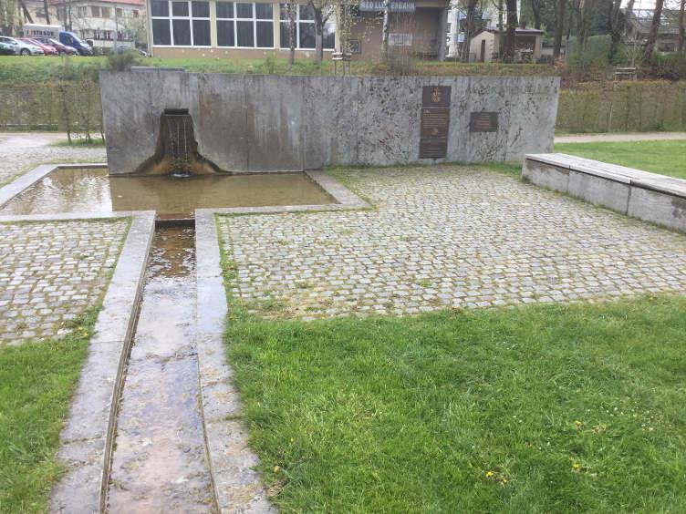 Neckarursprung Schwenningen Möglingspark