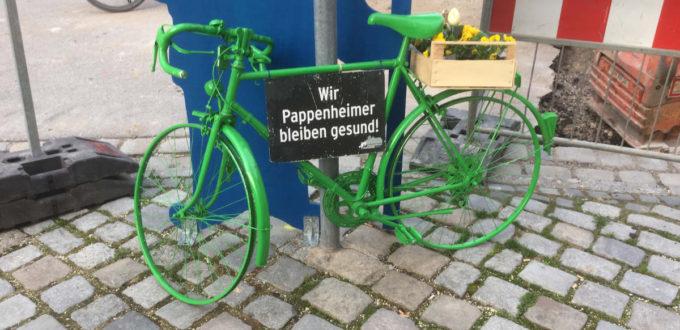 Pappenheim Altmühltalradweg