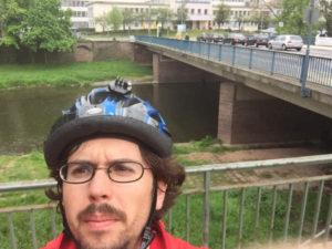 Pforzheim Enzbrücke Radtour