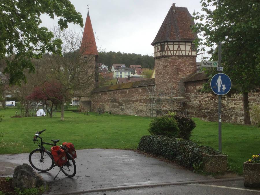Weil der Stadt Radtour