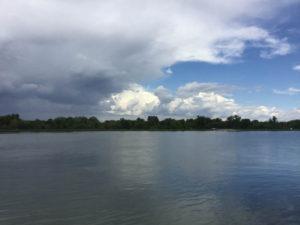 Wetter Rheinmünster - Rheinradweg Erfahrungsbericht