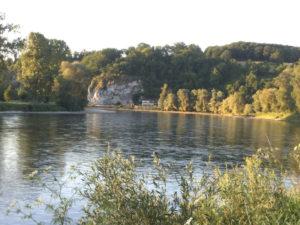 Donau Radweg Weltenburg Kelheim