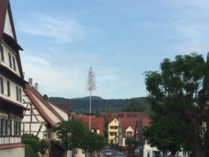 Nehren bei Mössingen - Radtour