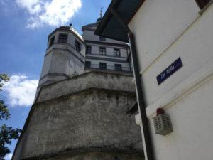 Neuburg an der Donau - Schloss - Unterkünfte in Neuburg
