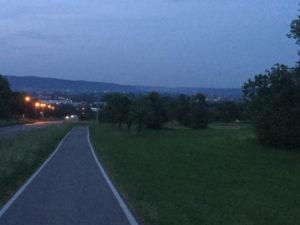 Rottenburg-Weiler Radtour