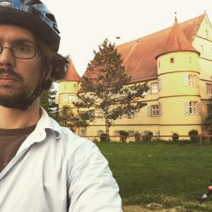 Schloss Hirrlingen - Radtour durch den Kreis Tübingen und das Steinlachtal