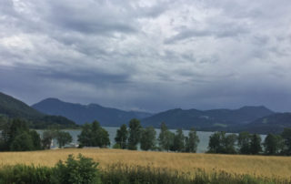 Gmund am Tegernsee - Königssee-Bodensee-Radweg