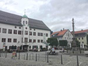 Immenstadt im Allgäu Innenstadt