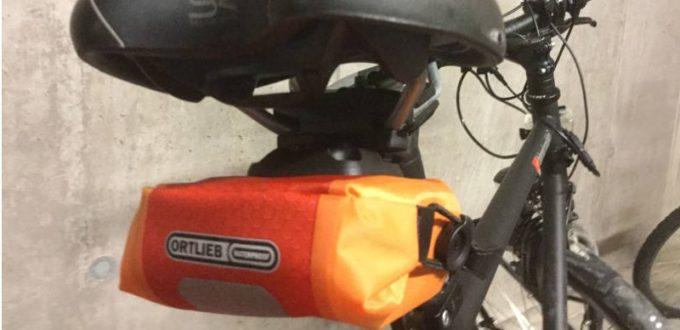 Ortlieb Fahrrad-Satteltasche
