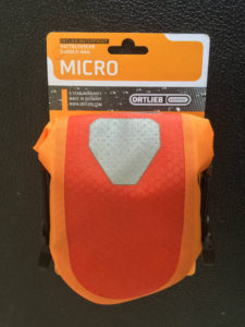 Ortlieb -Fahrrad-Statteltasche - Micro
