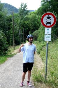 Startpunkt Tour de Murg in Freudenstadt