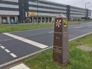 Elly Beinhorn - Denkmal - Flughafen Berlin-Brandenburg in Schönefeld - BER