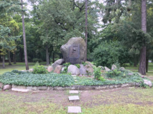 Karl Marx in Fürstenwalde - unweit Spreeradweg