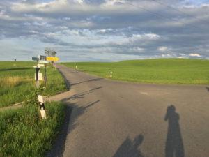 Oy-Mittelberg - Höchster Punkt Königssee-Bodensee-Radweg