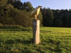 Goldener Vogel Museumsradweg - Schönaich -Waldenbuch