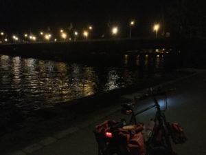Konstanz-Petershausen Uferpromenade Bodenseeradweg Erfahrungsbericht