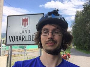 Bodenseeradweg Erfahrungsbericht Bregenz Vorarlberg
