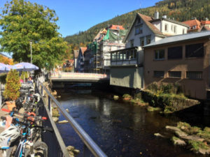 Bad Wildbad Enz Enzklösterle