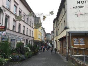 Bingen am Rhein - Innenstadt - Am Rheinradweg
