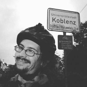 Koblenz Stolzenfels Süd Rheinradweg
