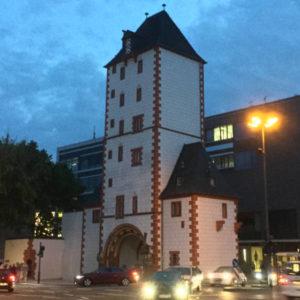 Fahrrad-Unterkunft in Mainz - Rheinradweg
