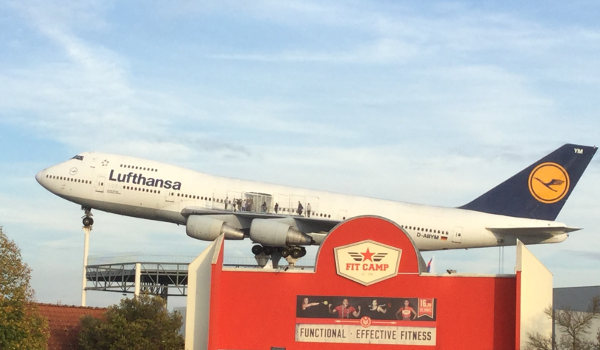Speyer Flugzeug Technikmuseum Radtour am Rhein