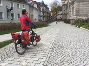 Reiserad in Baden-Baden - Fahrradausrüstung
