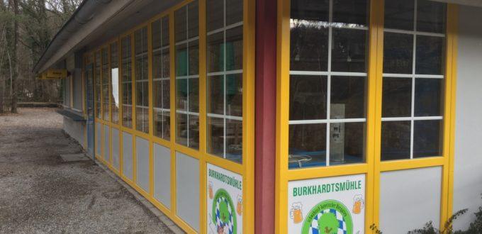 Burkhardtsmühle - Silvestertour durchs Siebenmühlental