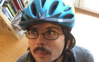 Fahrradhelm Cratoni Pacer 2 - hellblau - sehr sicher