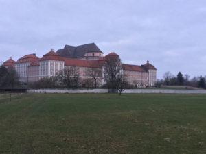 Kloster Wiblingen - Ulm - Illermündung