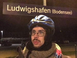 Ludwigshafen am Bodensee - Hohenzollernradweg