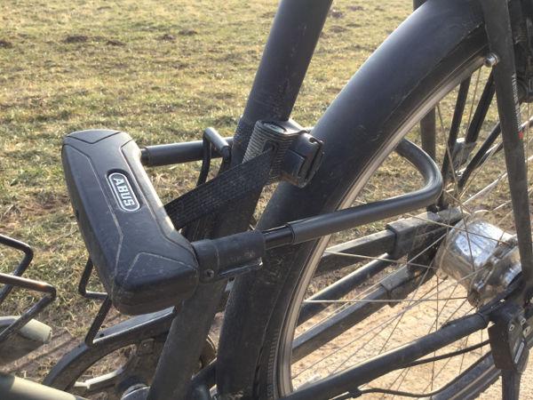 Fahrradschloss Fahrradversicherung - Versicherung beim Fahrraddiebstahl